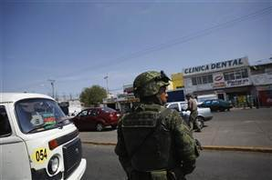 Mexico sends troops to Mexico City suburb | News from the Spanish-speaking World | Scoop.it