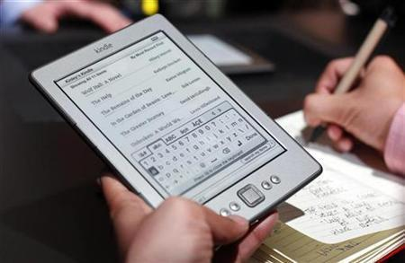 Amazon in talks with China to bring in Kindle: media | Reuters | ebook experiment | Scoop.it