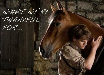 """""""Happy Thanksgiving"""" 