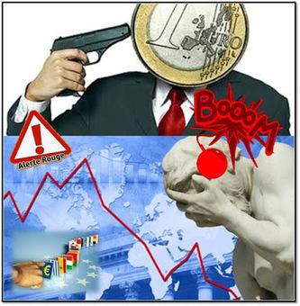 Alerte niveau rouge : La mafia européenne prêt à déclencher l'effondrement ! #BlackMonday | Informations | Scoop.it