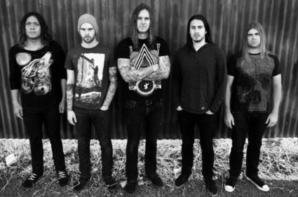 As I Lay Dying Members Surprised By Earlier Statement - PropertyOfZack | As I Lay Dying vocalist Tim Lambesis pleas guilty to murder-for-hire charges | Scoop.it