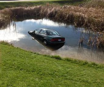 Woman, 92, injured as car heads into pond | New York Personal Injury News | Scoop.it