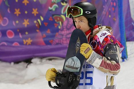 Sochi 2014: Shaun White no pudo ratificar su favoritismo en el halfpipe | Juegos Olímpicos en Sochi | Scoop.it