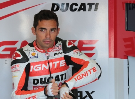 Pirro to make WSBK debut at Magny-Cours | Ductalk Ducati News | Scoop.it