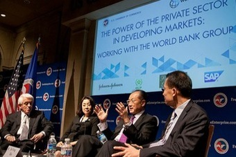 World Bank Group, Private Sector Can 'Advance a Common Good' - World Bank Group | Improve Urban Infrastructure | Scoop.it