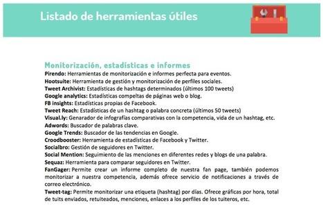 Herramientas digitales muy útiles | beriodismo: el blog de @beagonpoz | redes sociales | Scoop.it