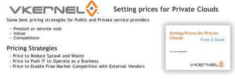 White paper : How-to set prices for Private or Public Clouds | LdS Innovation | Scoop.it