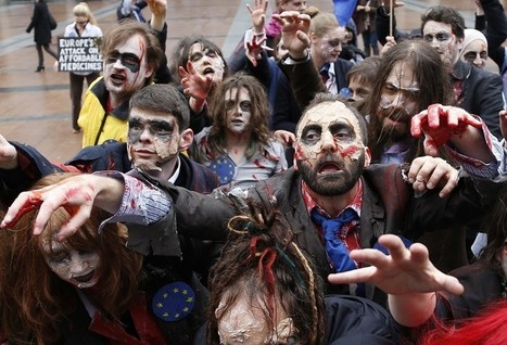 Zombies Vs Animals: Naturalist Explains How Nature Would Annihilate the ... - IBTimes.co.uk | Zombie Mania | Scoop.it