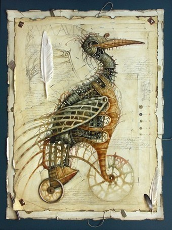 Amazing Zoo of Steampunk Animals   Glanages & Grapillages   Scoop.it
