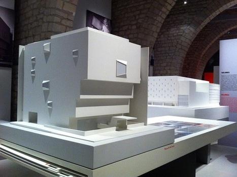 Marcel Breuer, architecte et designer à géométrie variable - exponaute | Architecture et Urbanisme - L'information sur la Construction Paris - IDF & Grandes Métropoles | Scoop.it