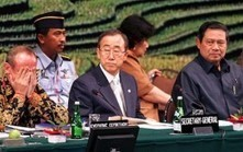 """The path to Paris will be tough, agree UN climate chiefs past and present 