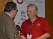 Sprinkler advocate praised at NFPA's Bringing Safety Home Summit for longstanding commitment to safety - National Fire Protection Association Blog   Fire Spinklers   Scoop.it