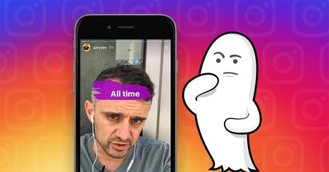 "GARY VAYNERCHUK: ""My Two Cents on Instagram Stories and the Evolution of Social Platform"" 