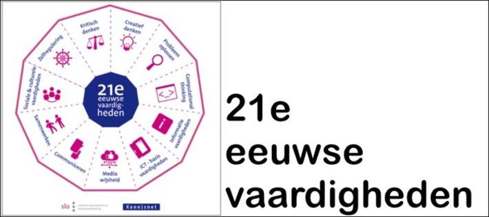 Edu-Curator: Uitlegfilmpje van Don Zuiderman: 21st century skills Xplained | Edu-Curator | Scoop.it