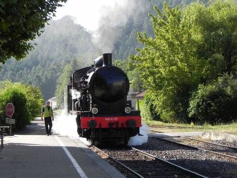 Tourisme en France : le retour du train à vapeur des Cévennes | LYFtv - Lyon | Scoop.it
