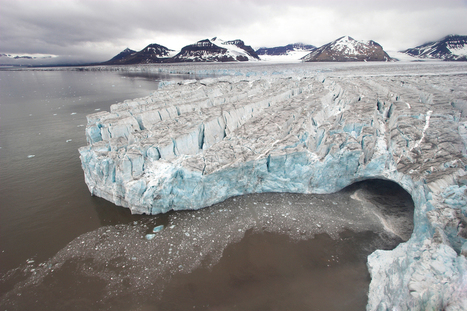 Melting ice is a boon for archaeology - Grist Magazine | Glaciers: Art and Science | Scoop.it