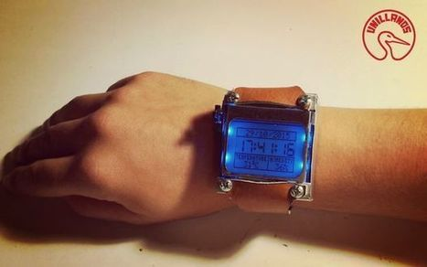 Arduino Watch Sport | Raspberry Pi | Scoop.it
