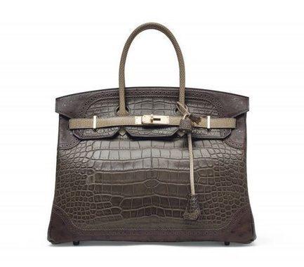 Christie's France : la première vente de sacs à main de luxe prévue en mars 2015 | cuir et luxe | Scoop.it