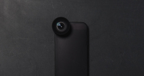 Moment's Mobile Camera Lenses Make The Smartphone The New ... | Smartphone Photography | Scoop.it