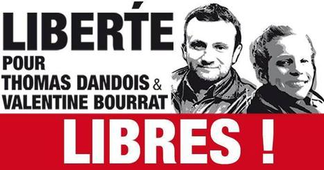 Indonésie : les deux journalistes français condamnés mais libres dès lundi   DocPresseESJ   Scoop.it