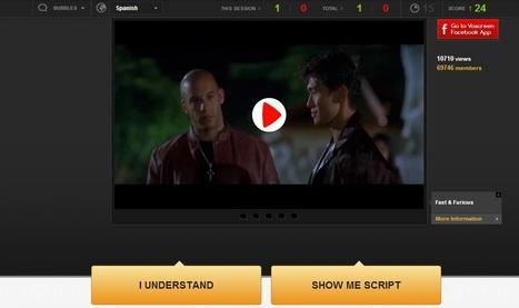 VOSCREEN - Film Clips | ICT Resources | Scoop.it