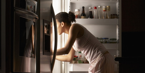 Why Do You Feel Hungry In The Night? It Could Be Down To A Faulty Gene - Huffington Post UK   Keeping fit   Scoop.it