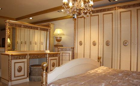 Artemis Klasik Yatak Odası | Yatak Odaları | Scoop.it
