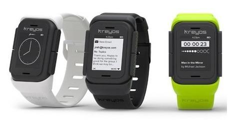 La montre, véritable fer de lance des wearable devices   L'Atelier: Disruptive innovation   INNOVATION   Scoop.it