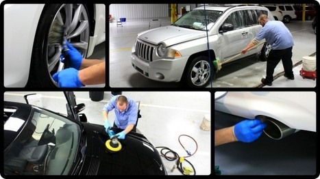 How Auto Detailing Can Do Wonders in Your Car in Smyrna GA? | My Dream Luxury Cars | Scoop.it