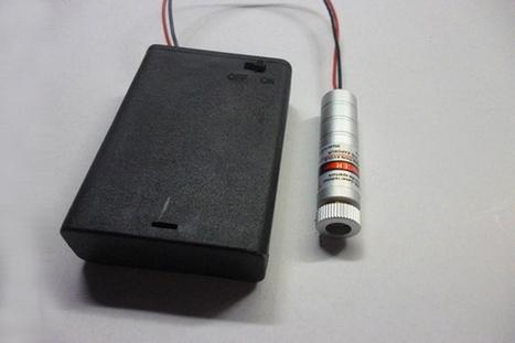Modulo laser rosso 250mw potente con scatola di alimentazione | puntatore laser verde | Scoop.it
