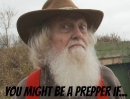 10 Reasons You Might Be a Prepper - Survivalist Prepper | Prepping | Scoop.it