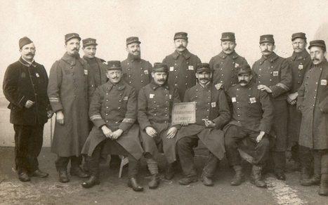 Identifier des prisonniers de guerre sur une photo grâce aux archives du CICR | GenealoNet | Scoop.it