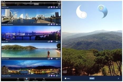 Crea fotos panorámicas con esta app   arte y tecnología   Scoop.it
