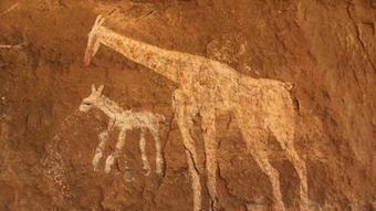 LIBYE : Vandals destroy prehistoric rock art in Libya's lawless Sahara | World Neolithic | Scoop.it