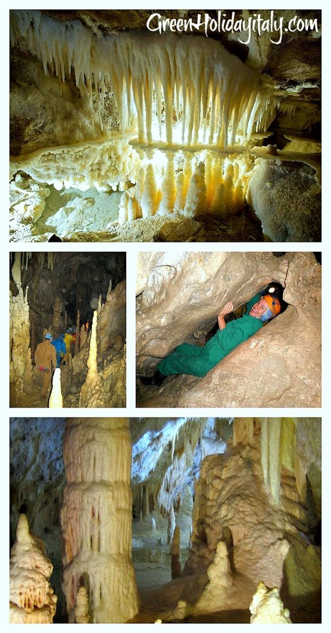Getting Dirty in the Frasassi Caves, Marche   Le Marche another Italy   Scoop.it