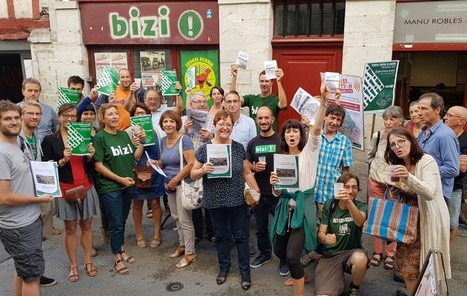 La transition et son suivi... en marche - Bizi ! | BABinfo Pays Basque | Scoop.it