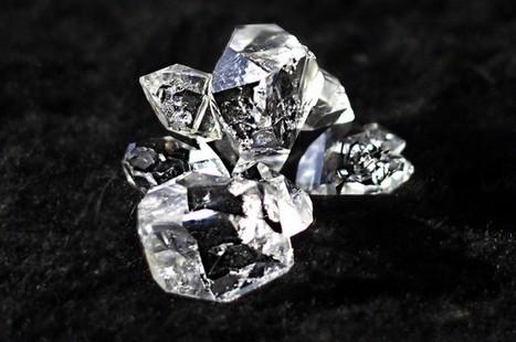 Meteorite Crash Gave Russia Trillions of Carats of Diamonds - American Hard Assets | Diamonds, Gold & Jewellery | Scoop.it