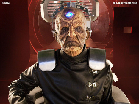 Doctor Who: 50 Noteworthy Villains | TV Series Related | Scoop.it