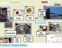 Popplet. Un tableau blanc collaboratif pour la classe. | Education et Créativité | Scoop.it