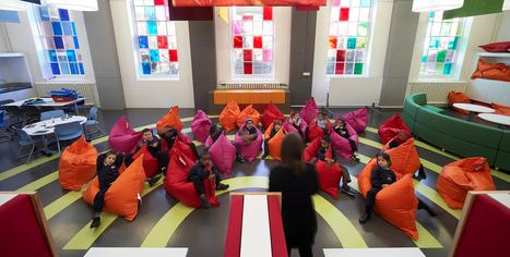 La salle de classe idéale existe: elle est équipée de rocking chairs | Enseigner, former, éduquer | Scoop.it