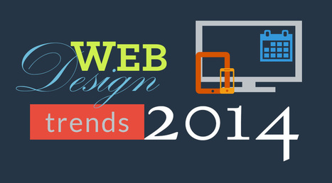 Latest Web Design Trends in 2014 | Website Designs | Scoop.it