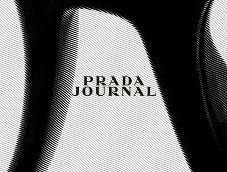 Fashion Installation: Prada Journal: A Place for New Stories | Lifestyle(s): fashion, music, arts, food, society | Scoop.it