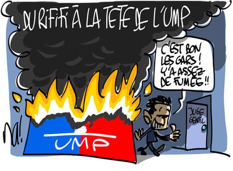 Du rififi à la tête de l'UMP | Baie d'humour | Scoop.it