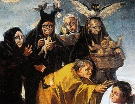 Brujas, hechiceras y, sobre todo, mujeres | Brujería, Hechicería, Herejía y Masonería: Mitos o realidades? | Scoop.it