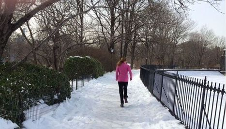 Running in the snow: Is it worth the risk? - Fox News | Cross Care Connections | Scoop.it