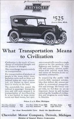 What Transportation Means to Civilization - Popular Science (Apr, 1923) | ΜΕΣΑ ΜΑΖΙΚΗΣ ΜΕΤΑΦΟΡΑΣ | Scoop.it