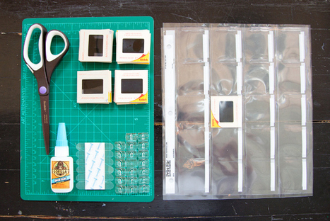 """Make a """"Stained Glass"""" Window Cover Using Instagram Photos 