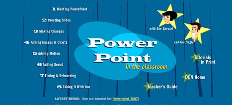 PowerPoint in the Classroom | e-learning resources | Scoop.it