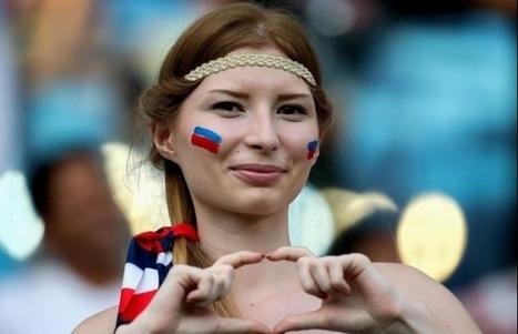 Pourquoi la question des femmes et du foot revient à chaque Mondial ?. | Football , actualites et buzz avec fasto-sport.com | Scoop.it