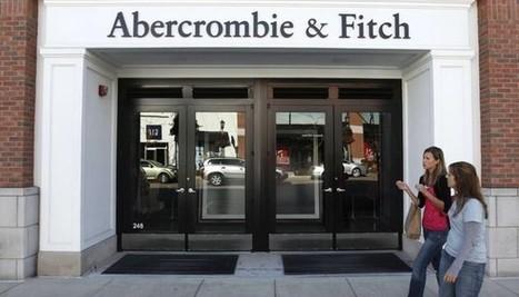Abercrombie & Fitch voit ses ventes baisser : le récent bad-buzz lui a porté préjudice | Sport, News & History | Scoop.it